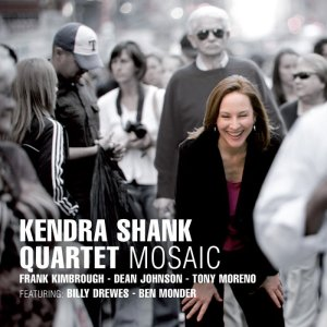 Kendra Shank Quintet Tour Dates 2011