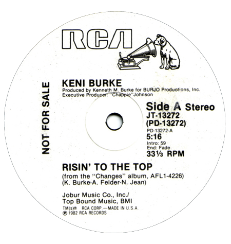Keni Burke 2011 Dates Tour