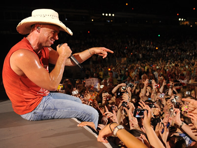 2011 Kenny Chesney Tour Dates