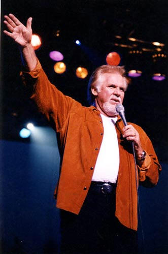 Kenny Rogers Tickets Thackerville