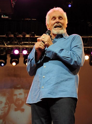 Kenny Rogers 2011
