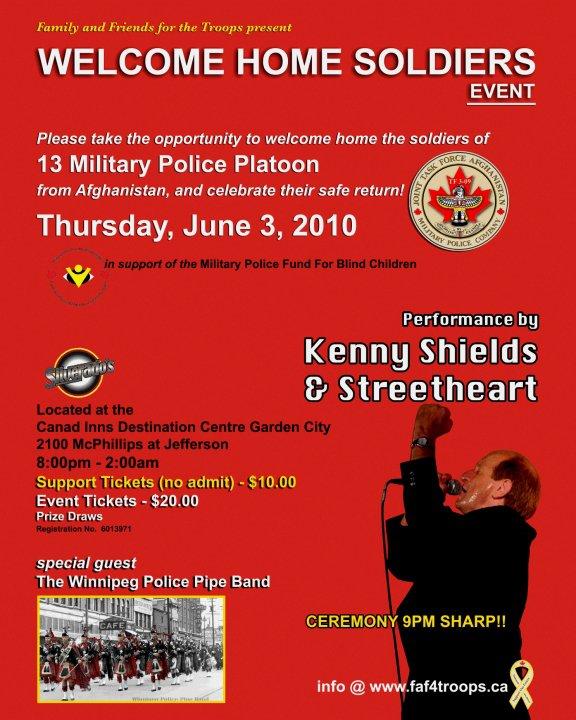 Kenny Shields Deerfoot Inn And Casino
