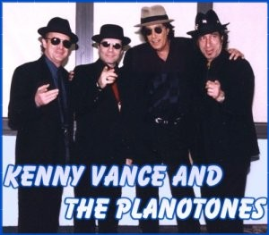 Kenny Vance And The Planotones Concert