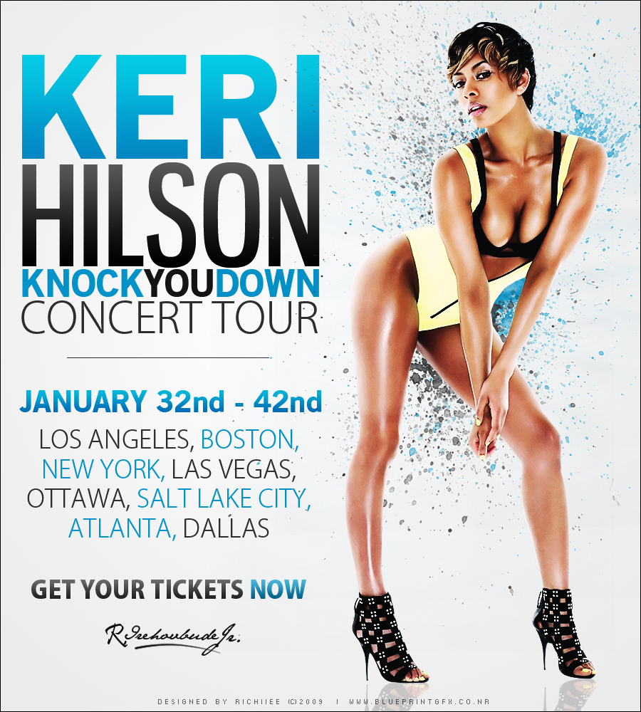 Keri Hilson Tickets