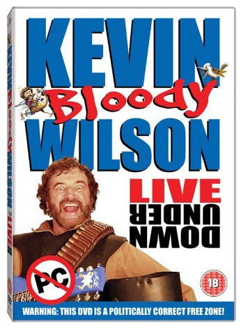 2011 Kevin Bloody Wilson Dates