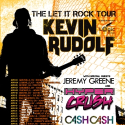 Show Kevin Rudolf 2011