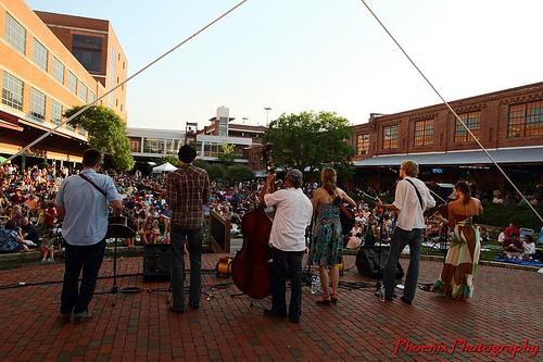 Kickin Grass Band Concert