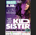 Kid Sister Tickets Chicago