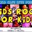 Kidz Rock Tickets The Recher Theatre