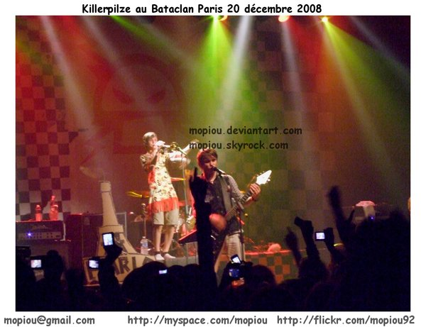 Killerpilze Tickets Stuttgart