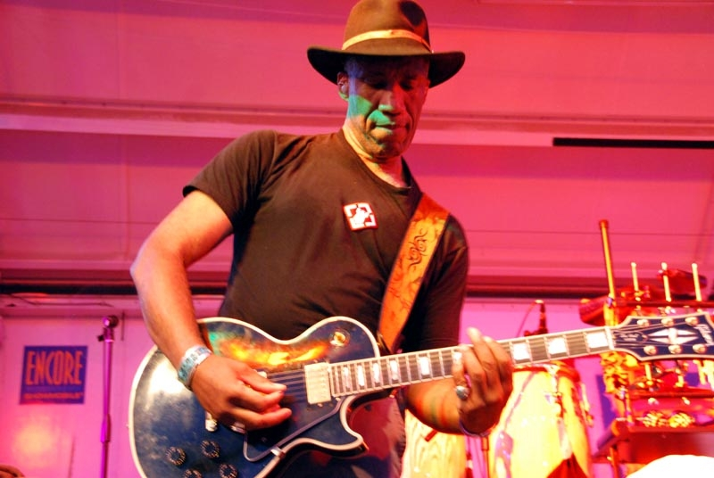 Dates Kimo Williams Band 2011 Tour