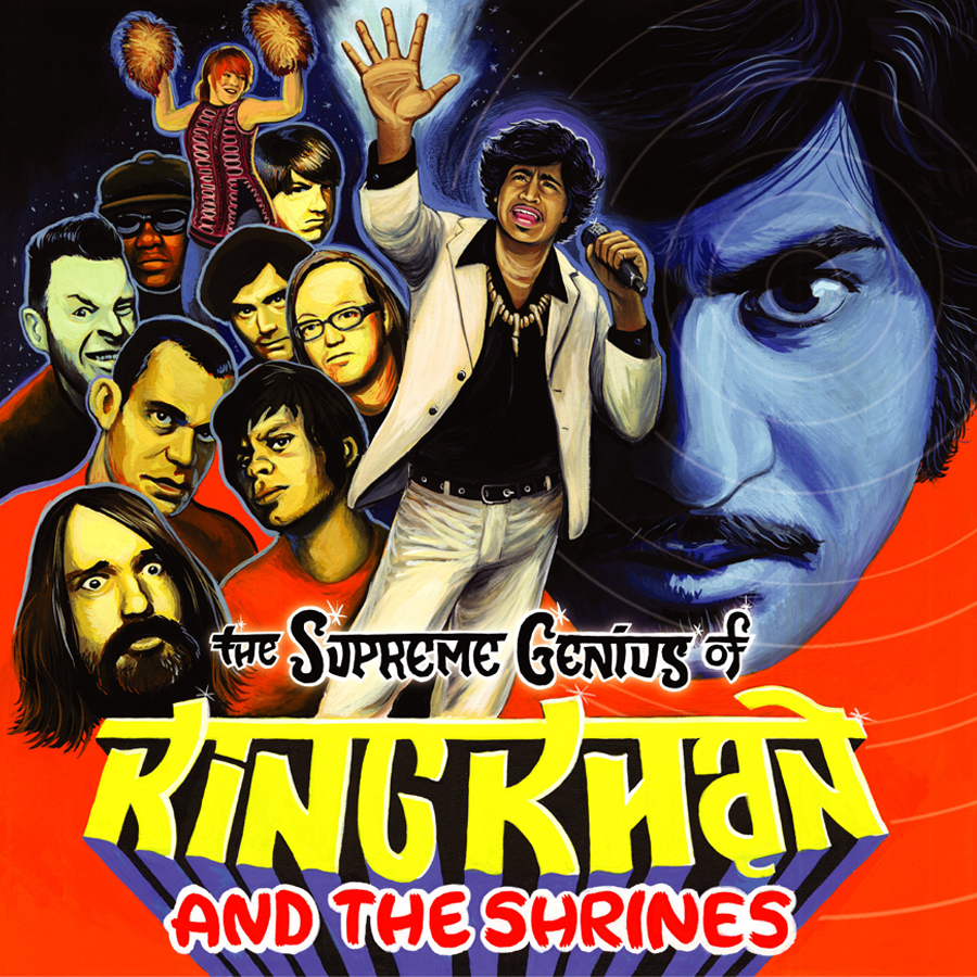 King Khan And The Shrines Tickets Boston