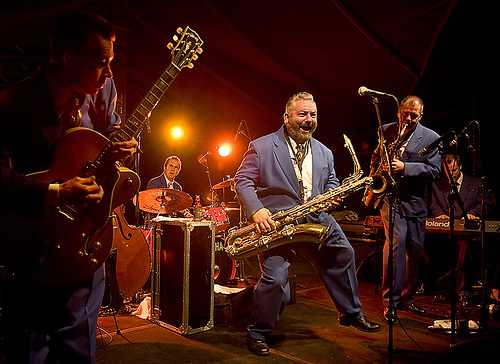 King Pleasure And The Biscuit Boys Arlington Arts Centre
