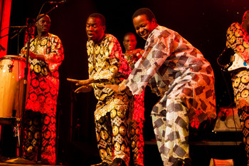 Concert King Sunny Ade