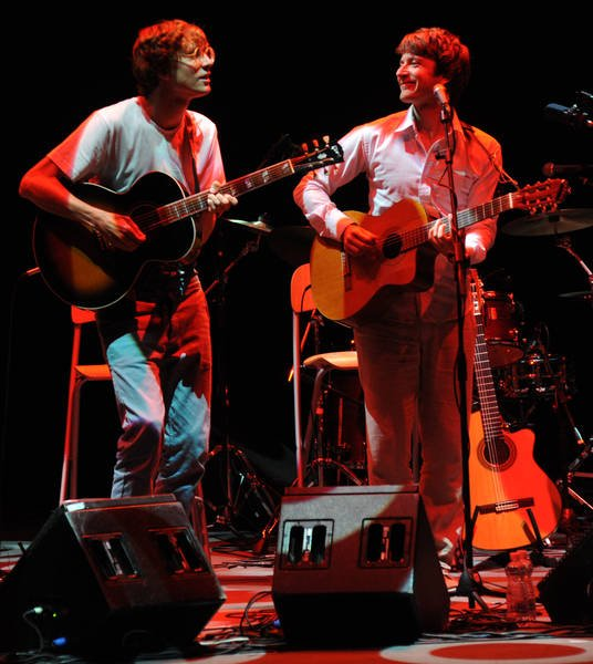 Kings Of Convenience Tickets Conservatorio Di Milano