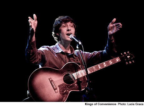 Kings Of Convenience Trieste Tickets