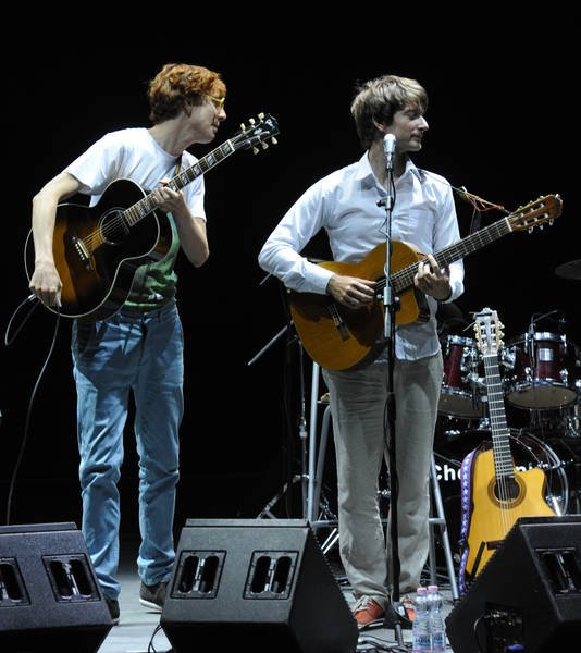 Kings Of Convenience 2011 Show