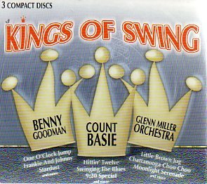 Tickets Kings Of Swing Show