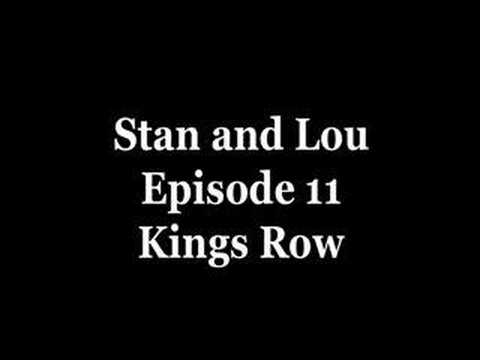 Tour Kings Row 2011 Dates