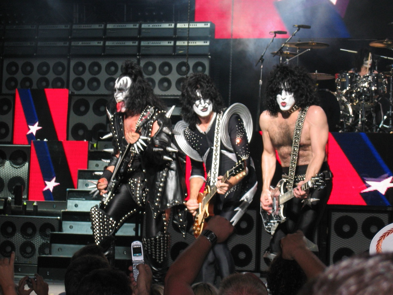 Kiss Tickets Spring