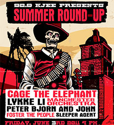Show Kjee Summer Roundup Tickets