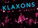 Show Tickets Klaxons