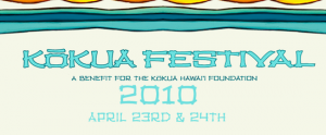 Kokua Festival Tickets Honolulu