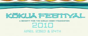 Kokua Festival Tickets Honolulu