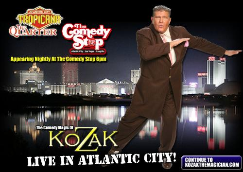 Kozak The Magician Concert