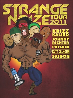 Show Tickets Krizz Kaliko