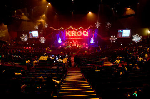 Kroq Almost Acoustic Christmas Gibson Amphitheatre At Universal City Walk Tickets