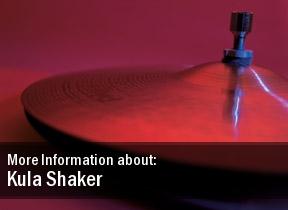 Dates Tour Kula Shaker 2011