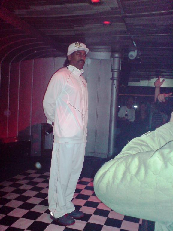 Kurtis Blow Jazz Cafe