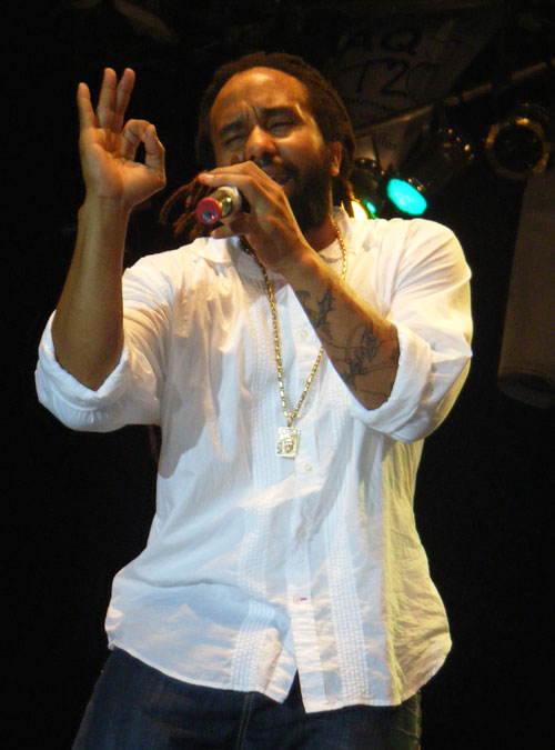 Ky Mani Marley Tickets San Francisco