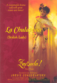 La Chulapona Tickets Miami Dade County Auditorium