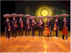 La Competencia Folklorico Y Mariachi Del Mar Selena Auditorium
