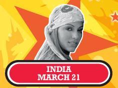 La India Tickets