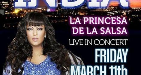 Show 2011 La India