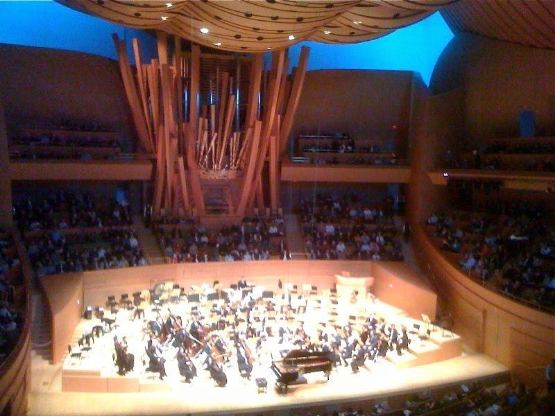 La Philharmonic Orchestra New Orleans LA