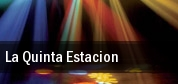 La Quinta Estacion The Fillmore Miami Beach At Jackie Gleason Theater Tickets