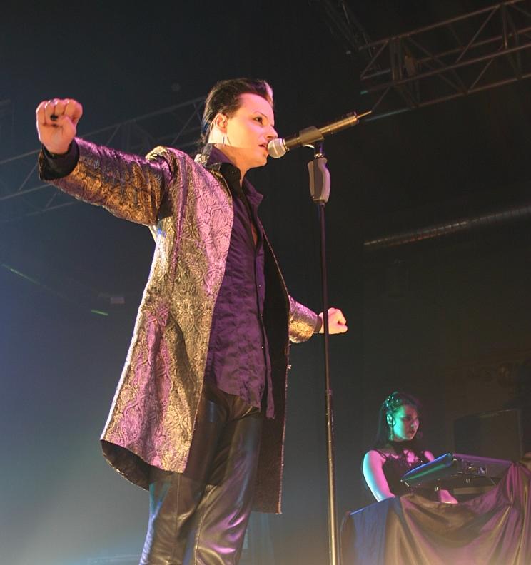 2011 Lacrimosa Dates Tour
