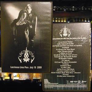 2011 Tour Dates Lacrimosa