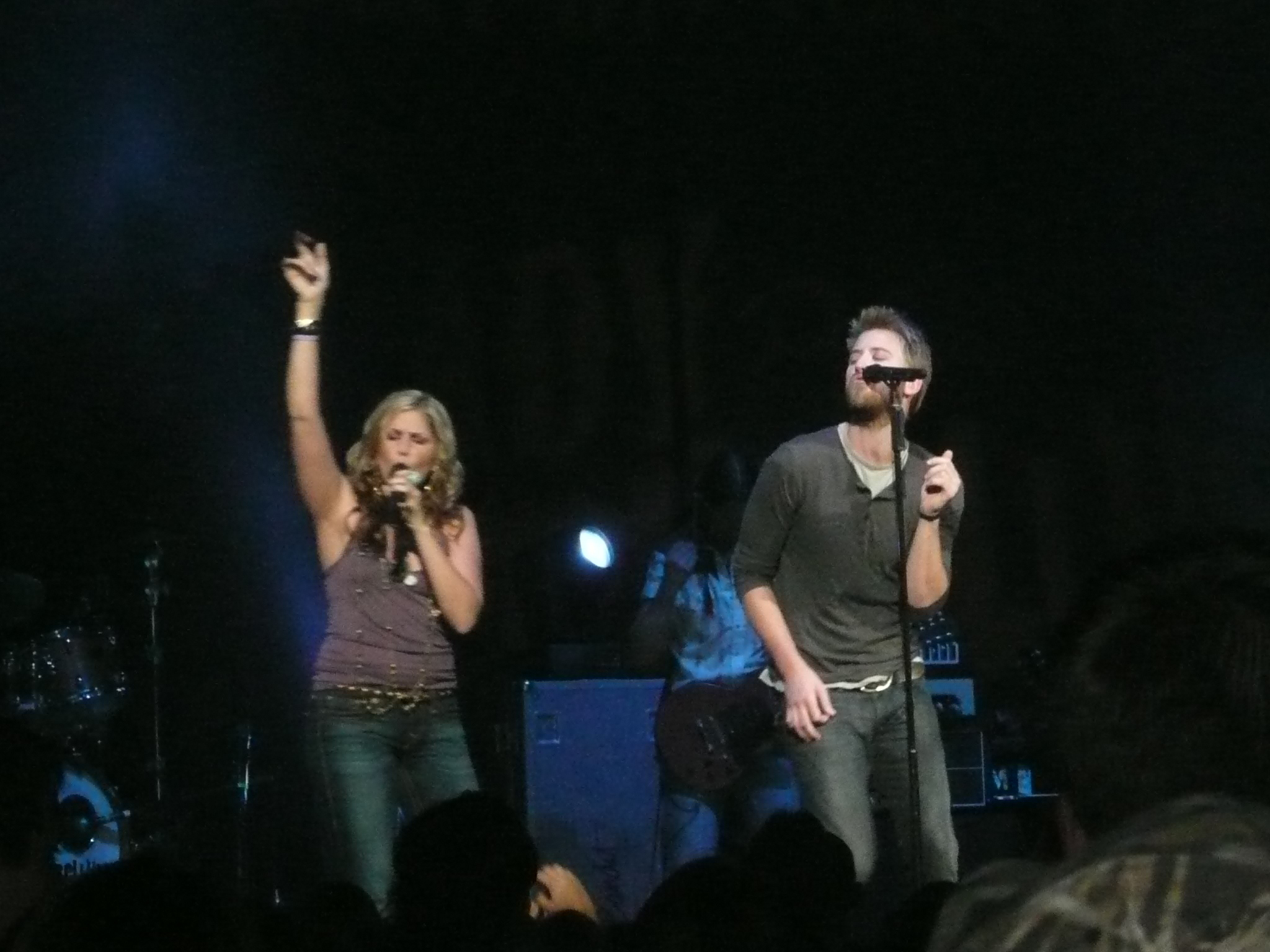 Lady Antebellum Milwaukee WI