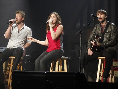 Lady Antebellum Tickets Milwaukee