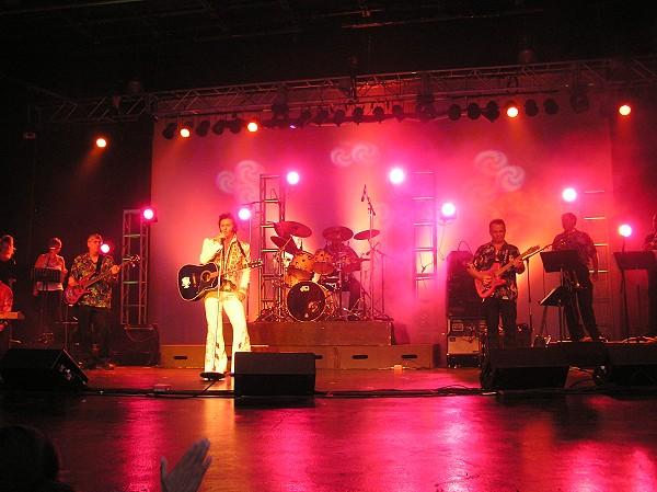 Lake George Elvis Festival 2011