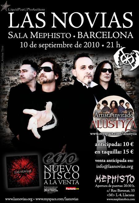 Show Tickets Las Novias