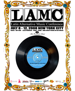 2011 Dates Latin Alternative Music Conference