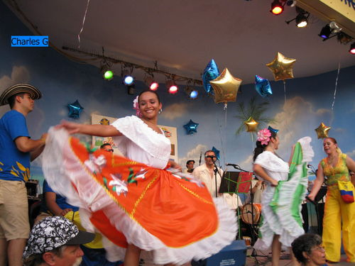 Latino Culture Show Ann Arbor MI