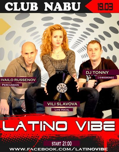 Show Tickets Latino Vibe Ration