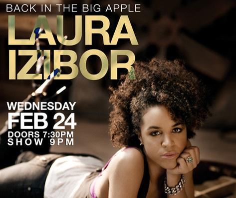 Laura Izibor Concert